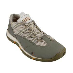 Sperry Top Sider Womens Quadro Grip Shoes Gray 7 M